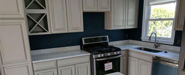 general contracting kitchen