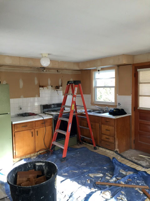 updating cabinets