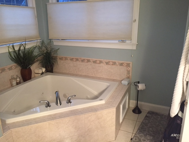 Small bathroom updates lead to a great modern bath for Small bathroom updates